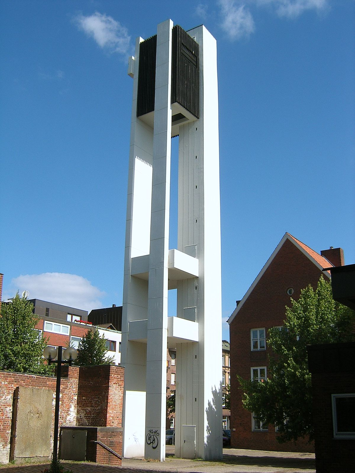 Dreifaltigkeitskirche HamburgHarburg  Wikipedia