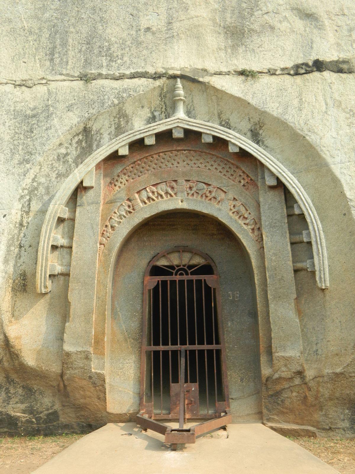 Lomas Rishi Cave  Wikipedia