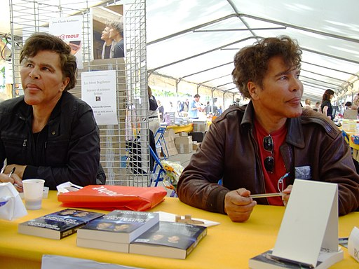 Grégoire et Igor Bogdanoff