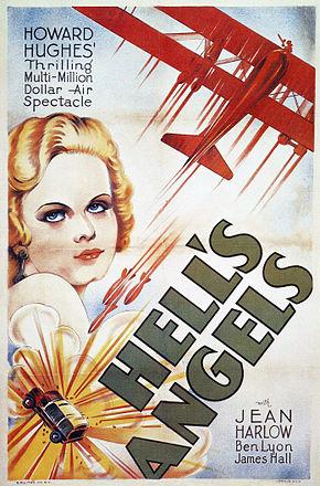 Les Anges De L Enfer : anges, enfer, Anges, L'enfer, (film,, 1930), Wikipédia