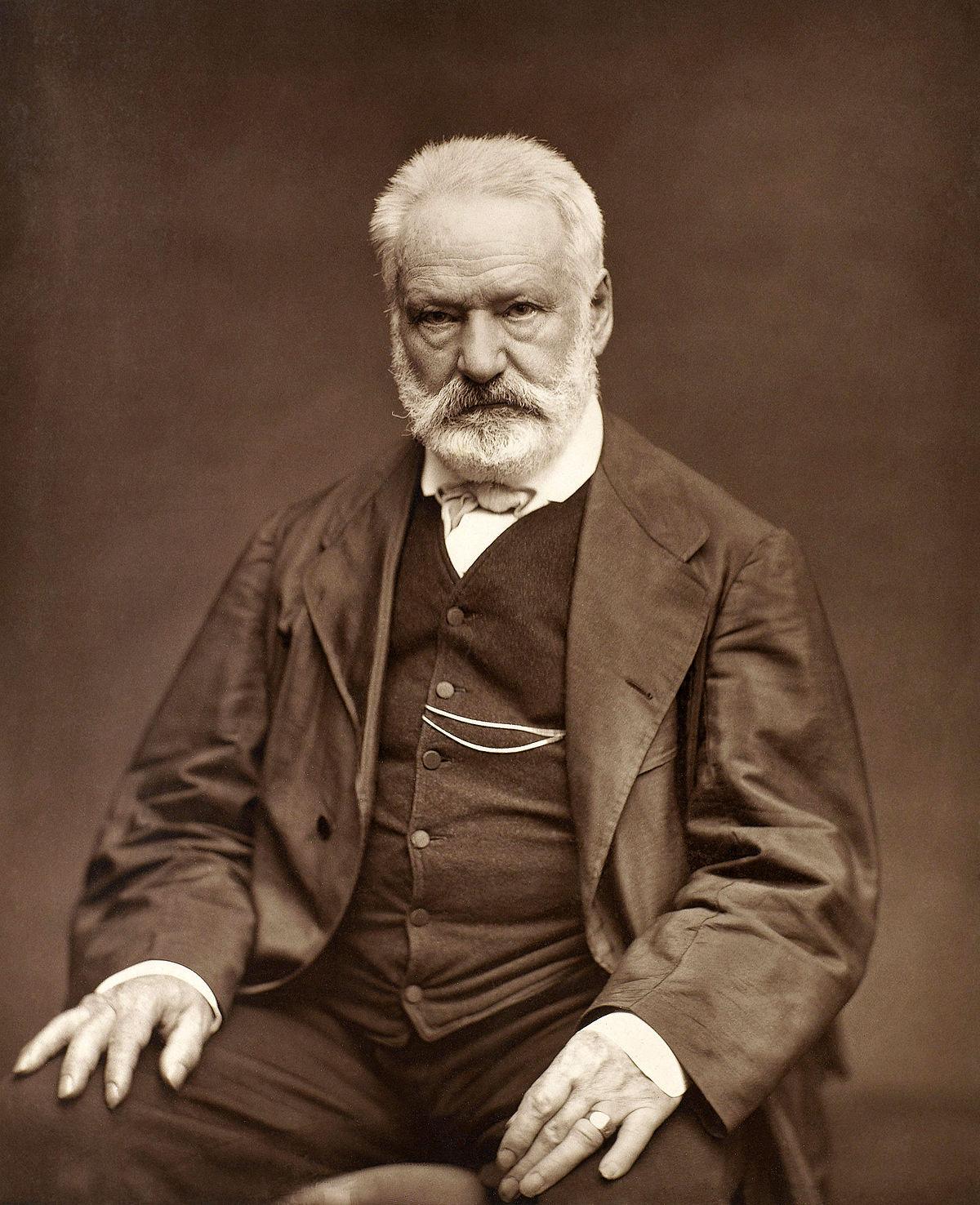 Un été Avec Victor Hugo : été, victor, Victor, Wikipedia