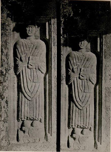 File:Viktring, Grabschrift an der Aussenmauer der Apsis. (BildID 15510152).jpg - Wikimedia Commons