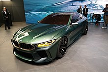 Filled to the brim with exhilarating potential. Bmw M8 Wikipedia