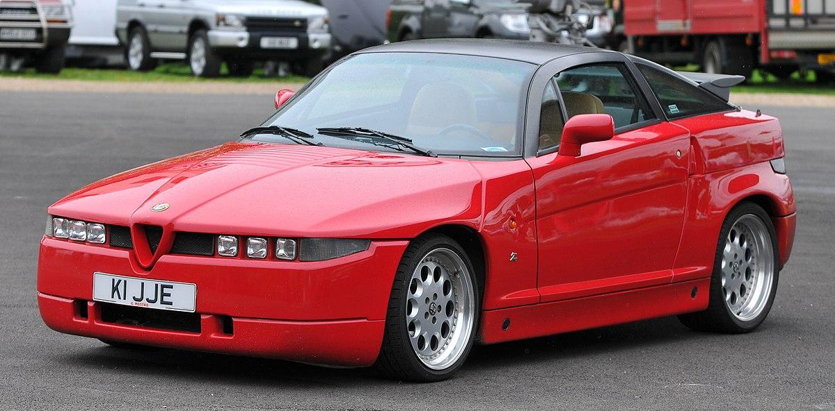 Alfa Romeo Sz  Wikipedia