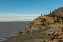 File Beluga Point Anchorage Alaska Estados Unidos 2017