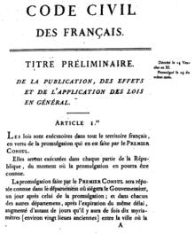 Transformations Politiques Et Sociales De La France De 1789 à 1815 : transformations, politiques, sociales, france, Civil, (France), Wikipédia