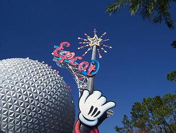 English: Disney World, Orlando, Florida