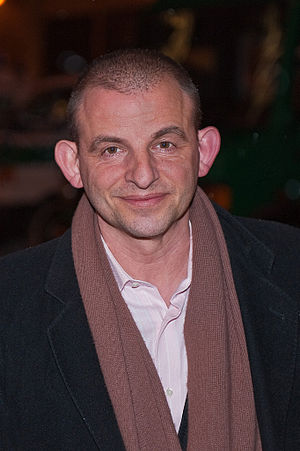 English: French born actor Dominique Horwitz, ...