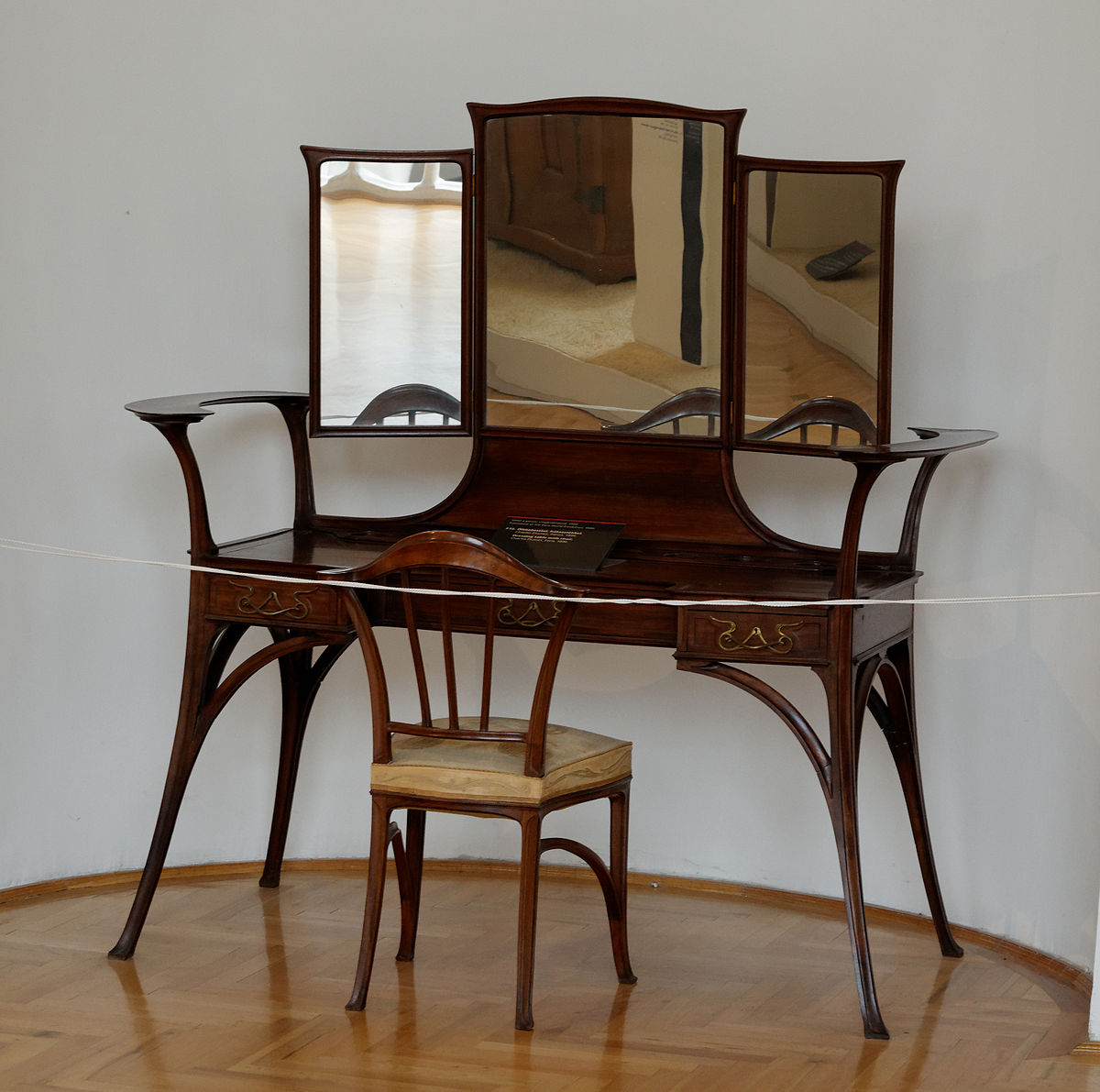 vanity table chair john deere rocking cushion - wiktionary