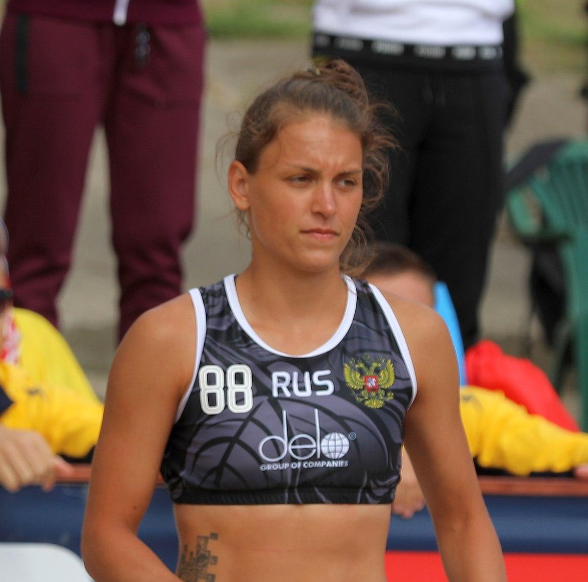 Ekaterina Koroleva handball  Wikipdia