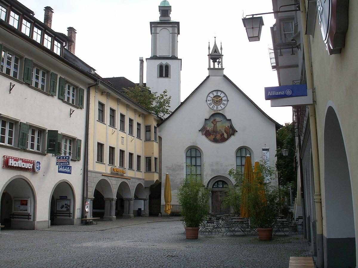 Johanniterkirche Feldkirch  Wikipedia