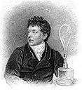 Friedrich Accum auf einem Punktstich von James Thomson