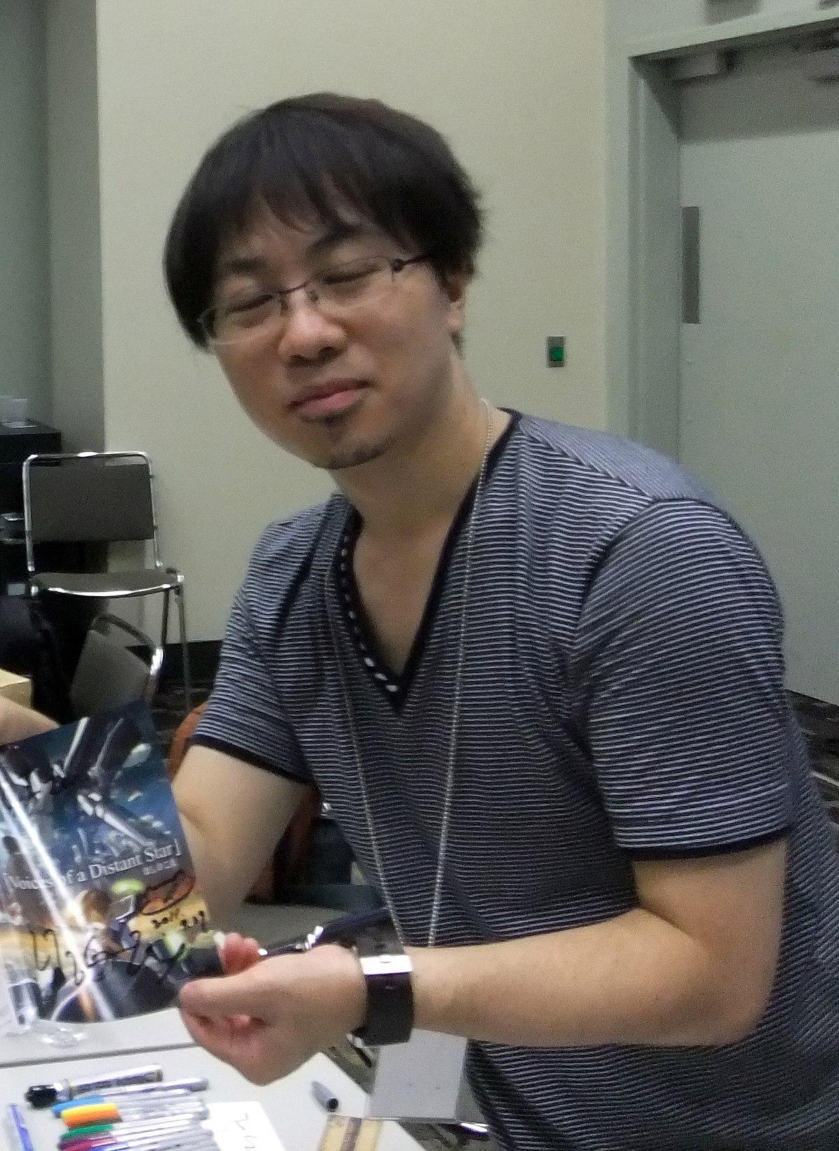Makoto Shinkai  Wikiquote