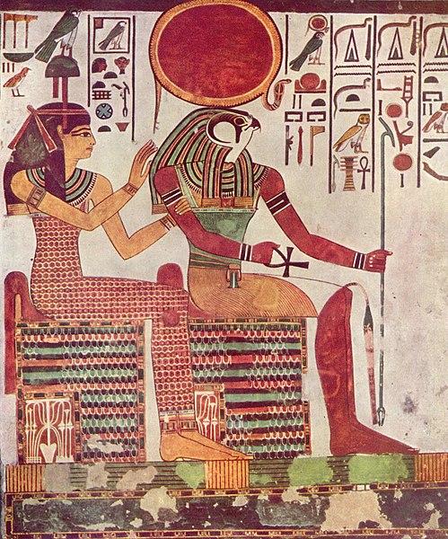 File:Maler der Grabkammer der Nefertari 001.jpg