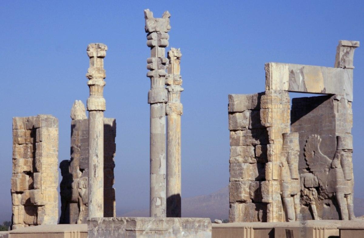 الإمبراطورية الفارسية ويكيبيديا