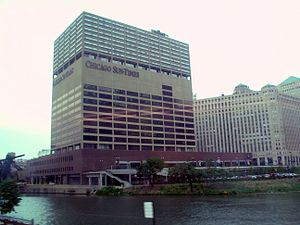 New Chicago-Sun Times Building
