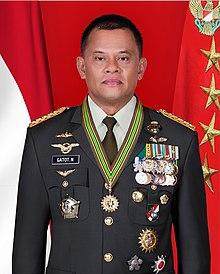 Gatot Nurmantyo  Wikipedia bahasa Indonesia ensiklopedia