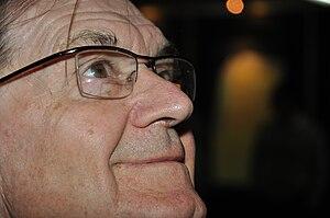 English: Professor Sir Roger Penrose (born 8 A...