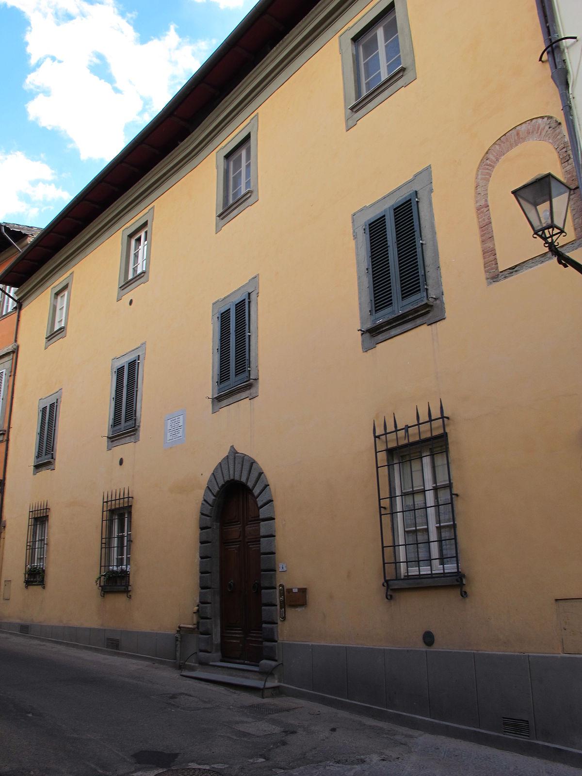 Palazzo Buonaparte  Wikipedia