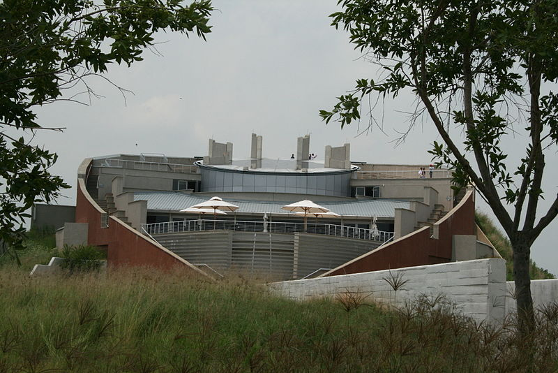 Maropeng (from the Wikimedia Commons)