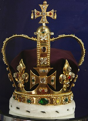 St. Edwards Crown