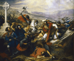 Bataille de Poitiers