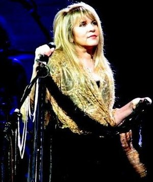 English: Stevie Nicks in concert