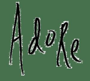 English: Adore Logo