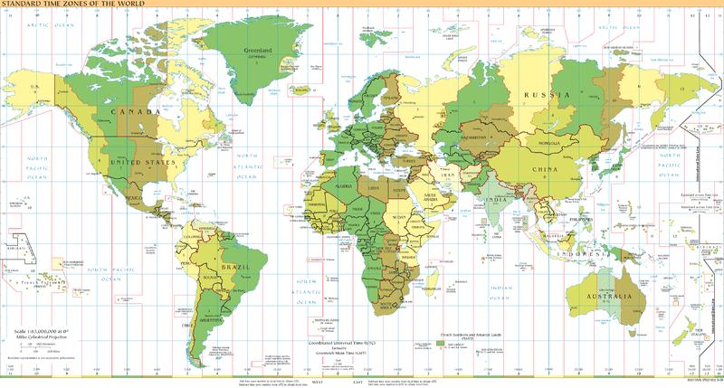 Tok lah time zone dunia.. nampak sik, masa kita ngan Jakarta sik sama duhal, tapi kita sama ngan Beijing n Singapore