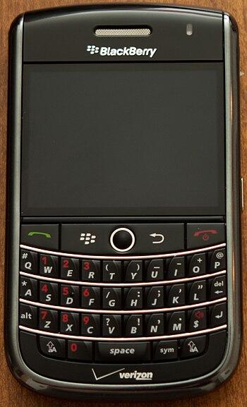 Verizon BlackBerry Tour 9630