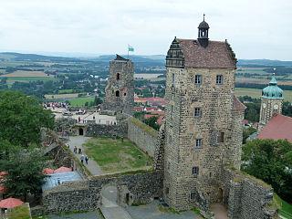 Burg Stolpen, Sachsen