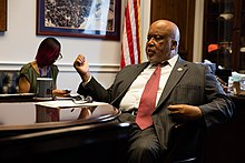 Image result for rep. bennie thompson