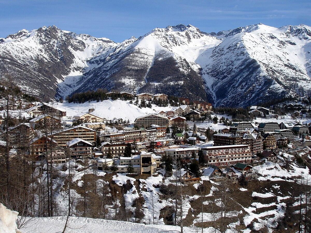 Auron ski resort  Wikipedia