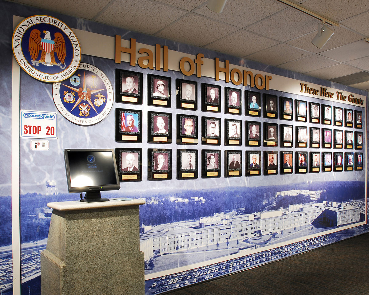 NSA Hall of Honor  Wikipedia