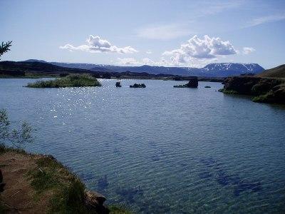 Liste des lacs d'Islande — Wikipédia