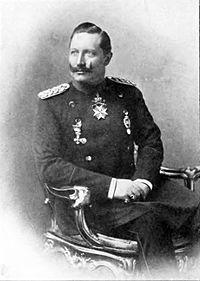Guillaume II d'Allemagne