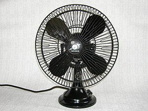 Kawasaki-Electric Fan