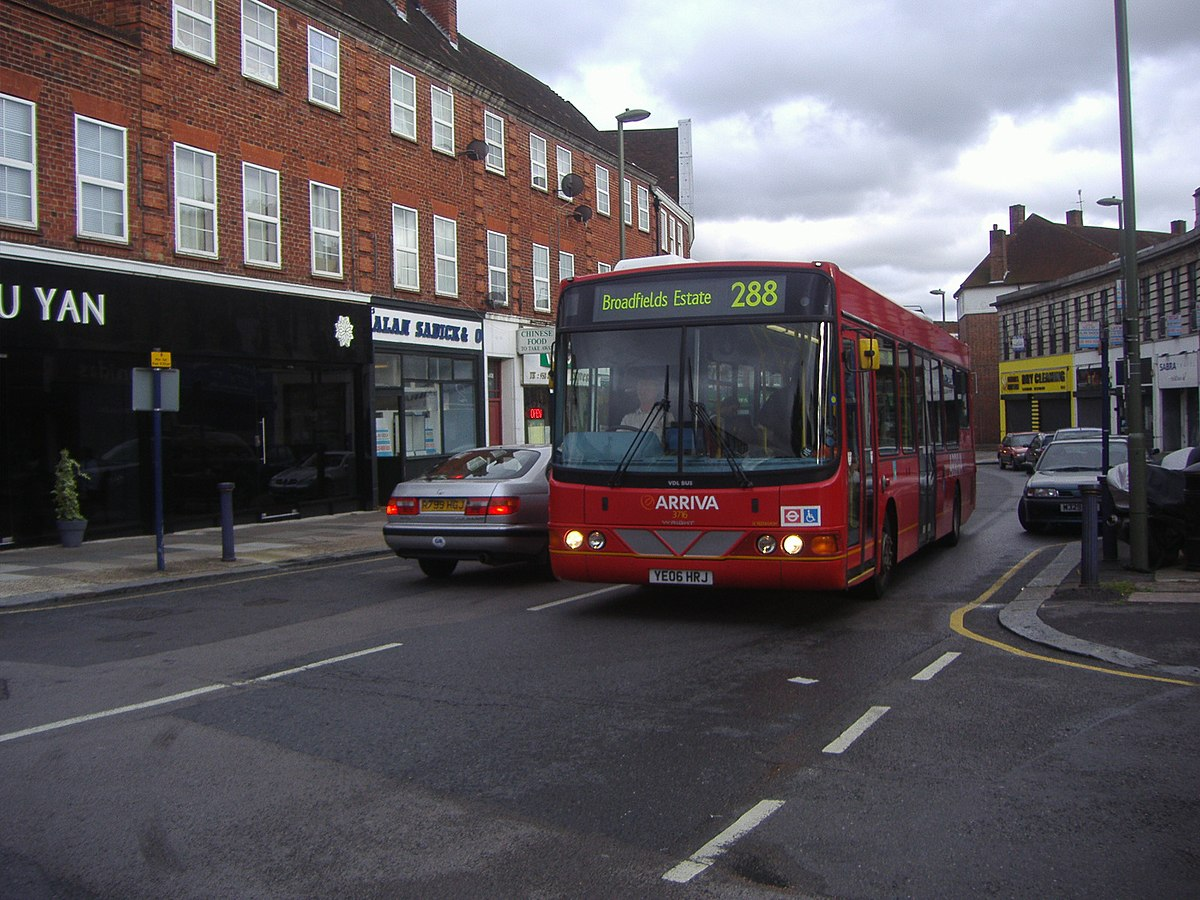 London Buses route 288  Wikipedia