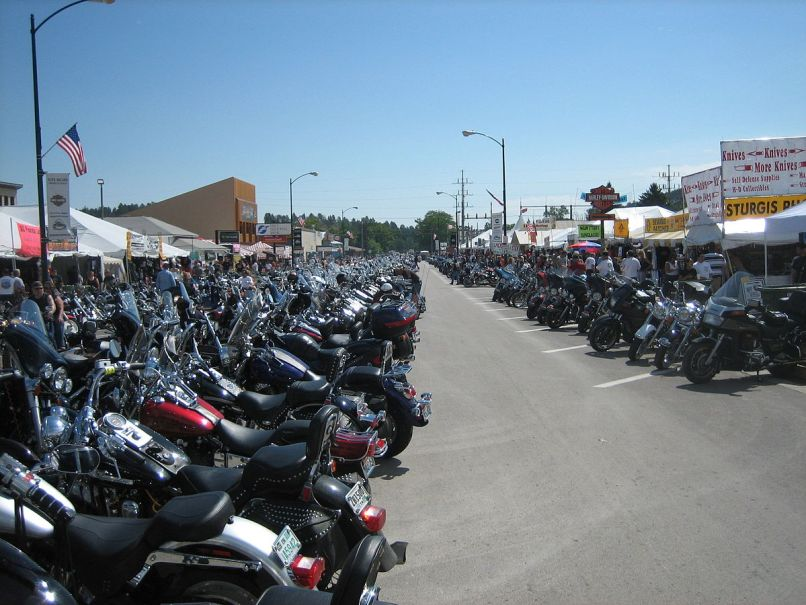 Sturgis Motorcycle Rally Wikipedia