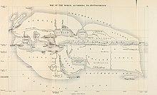 Eratosthenes' map of the world (194 B.C.)