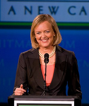 English: Meg Whitman