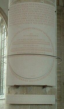 Ludolph van Ceulen  Wikipedia