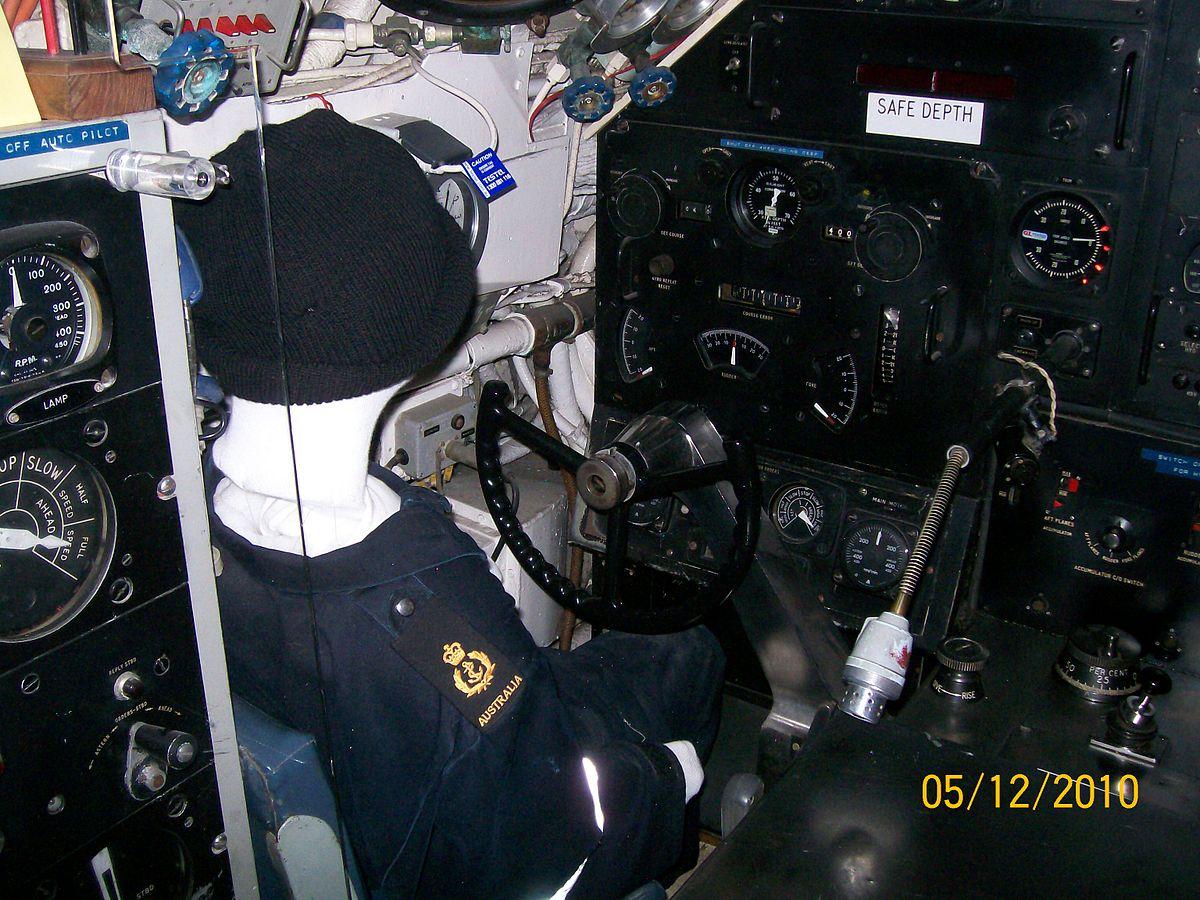 Oberon class submarine  Wikimedia Commons