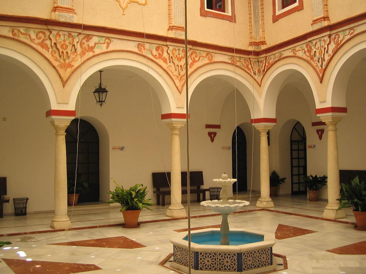 Andalusian patio  Wikipedia