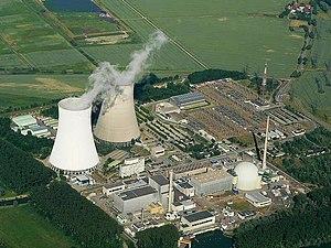 Deutsch: Kernkraftwerk Philippsburg English: T...
