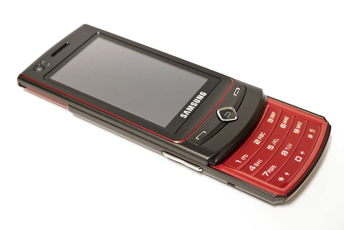 Samsung S8300 - Wikidata