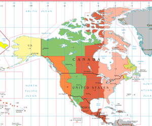 Mountain Standard Time (MST) is UTC−7 (represe...