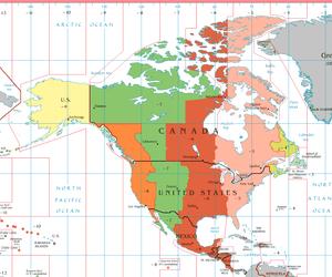 Mountain Standard Time (MST) is UTC−7 (represe...