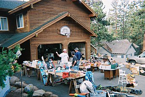 Yard Sale Northern California May 2005. This i...