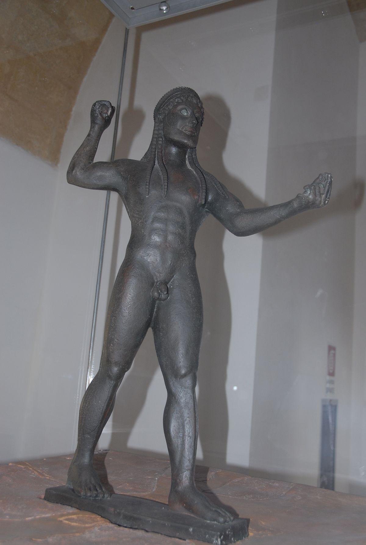 Zeus di Ugento  Wikipedia